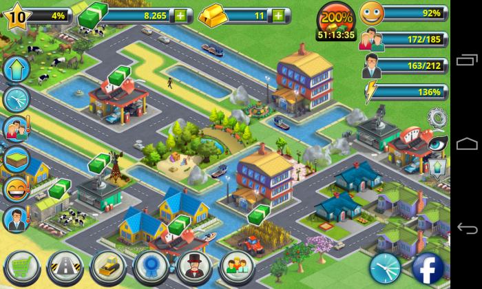 City Island - Sample gameplay (5)