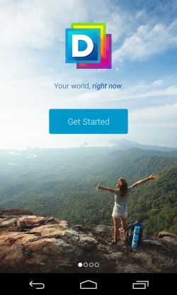 Dayframe - Get started