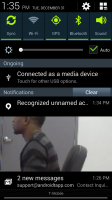 Dropcam Pro - Notifications