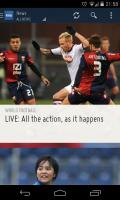 FIFA - News feed