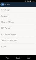 FIFA - Settings
