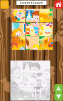 HaRaBoo Toddlers and Kids Games - Puzzle