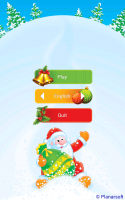 HaRaBoo Toddlers and Kids Games - Start Screen