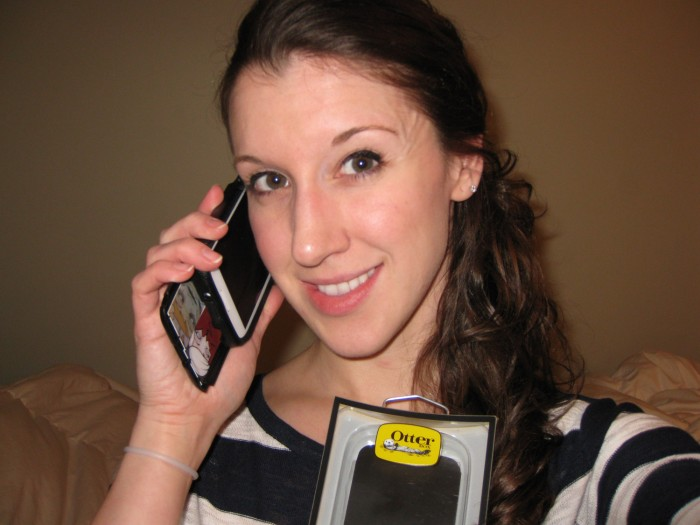 Kerri MacDonald - Winner of OtterBox Commuter Wallet Series Case