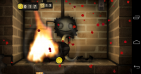 Little Inferno - Items have different cool effects when they burn (2)