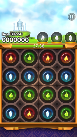 Magic Temple - Gameplay 1