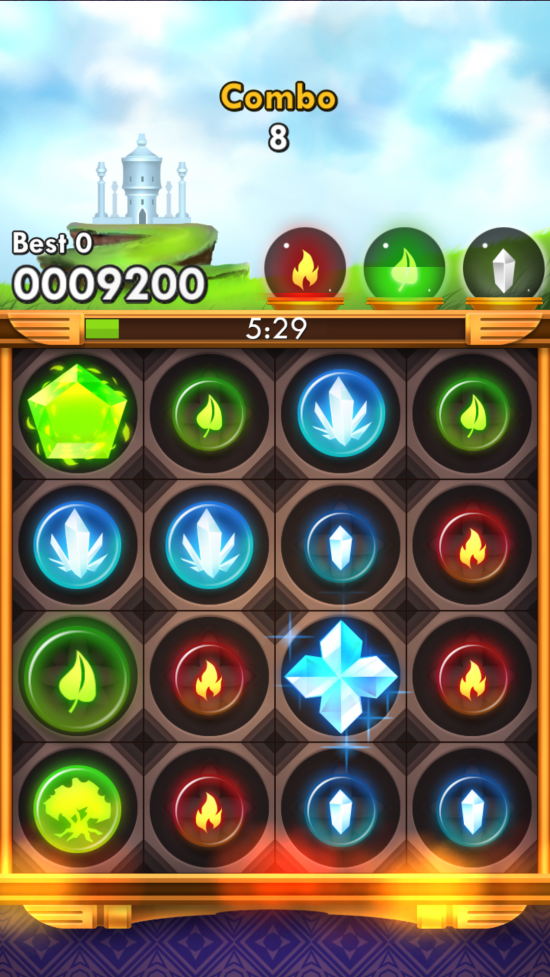 Magic Temple – play this insanely addictive gem matching game