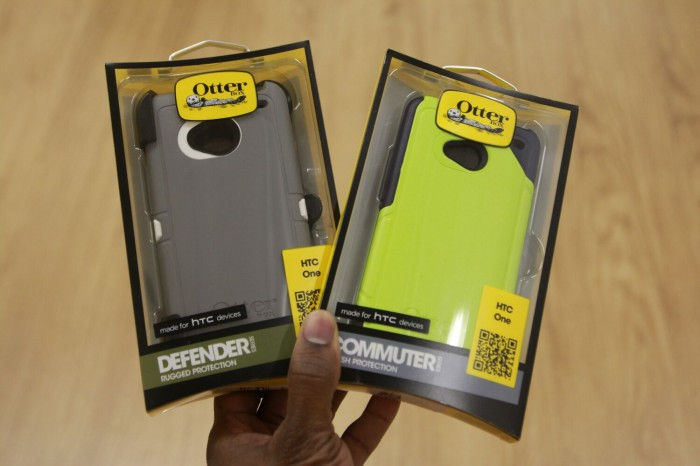 Day 10: #25DaysOfGiveaways – Win OtterBox Cases for HTC ONE!