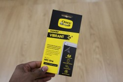 Otterbox Vibrant Screen Protector for HTC One