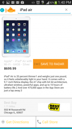 Price Patrol Shopping Deals - Product Details 3
