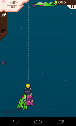 Ridiculous Fishing - Collect as many fish as you can (2)