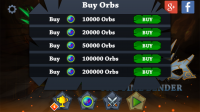 Shiva The Time Bender - Buy Orbs