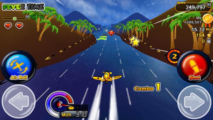 Sky Boom Boom - Gameplay 1