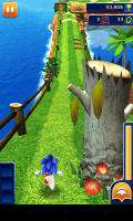 Sonic Dash - Gameplay sample (3)