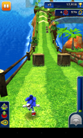 Sonic Dash - Gameplay sample (5)