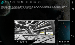 Space RPG - Shipyards - usually where location-based plot lines unravel