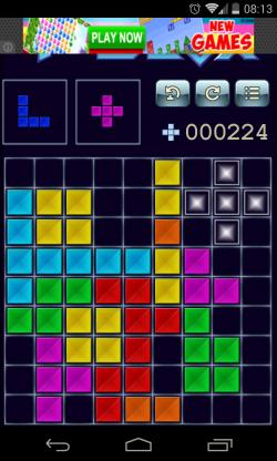 T-BLOX - Hard mode