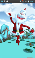 Talking Dancing Santa Claus 3D 1