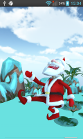 Talking Dancing Santa Claus 3D 5