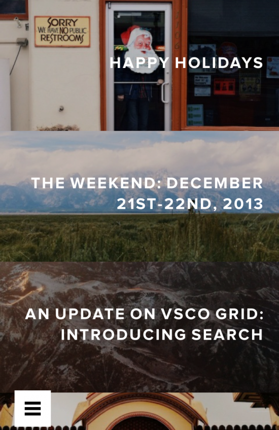 VSCO Cam – a beautiful photo editing app with amazing filters