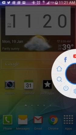 Baidu Browser - Desktop Widget