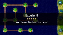 Bridges - Level Complete