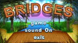 Bridges - Start Screen