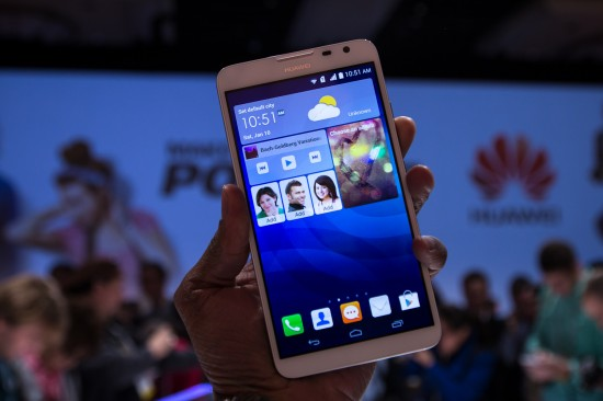 Huawei Ascend Mate 2 4G, a 6.1-inch phablet smartphone (Hands-on)