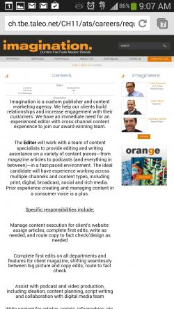 Indeed Job Search - Job Details Online