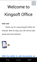 Kingsoft - Welcome (2)