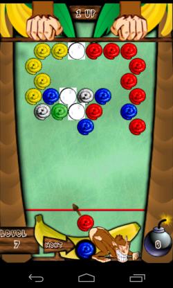 Monkey Poop Fling Multiplayer - Sample gameplay (4)