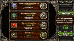 Myth Defense 2 Dark Forces - Enhancements