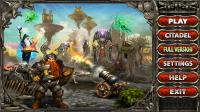Myth Defense 2 Dark Forces - Main Menu