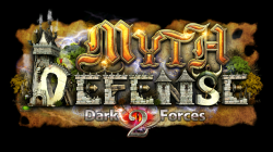 Myth Defense 2 Dark Forces - Main Menu
