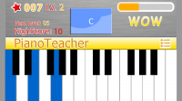 PianoTeacher - Gameplay 3
