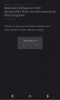 Press - Readability
