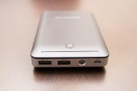 RAVPower 14,000mAh Deluxe Power Bank - Ports