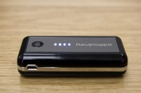 RAVPower 5,600mAh Element Series Power Bank - Charging Port