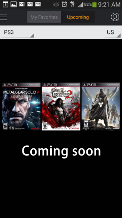 VG Whale - PS3 Coming Soon