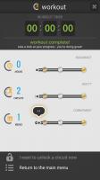 CardioSurprise - Workout Complete