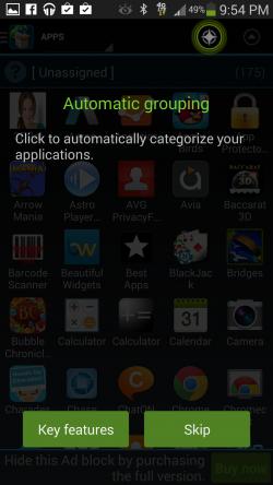 Glextor App Manager Organizer - Tutorial