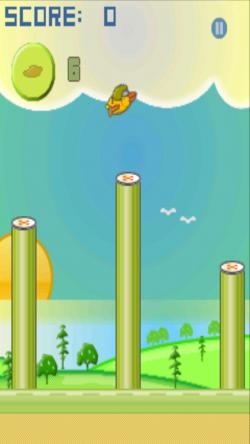Pooper Bird - Gameplay 1