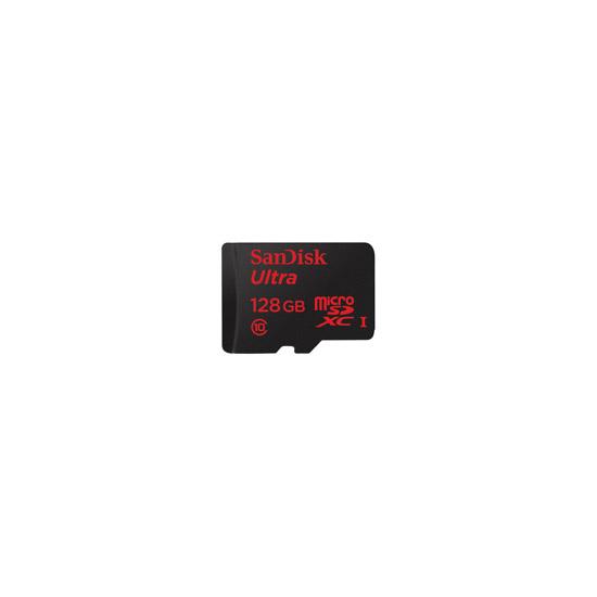 SanDisk announces 128GB microSDXC card