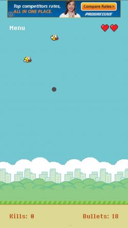 Shoot That Bird - Gameplay 1