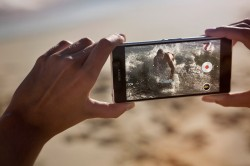 Sony Xperia Z2 - Capturing 4K Video