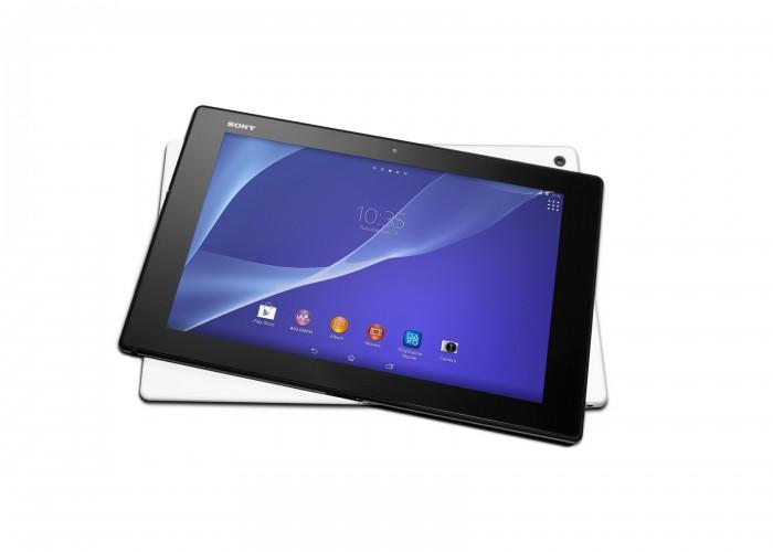 Sony Xperia Z2 Tablet – world's slimmest & lightest waterproof tablet