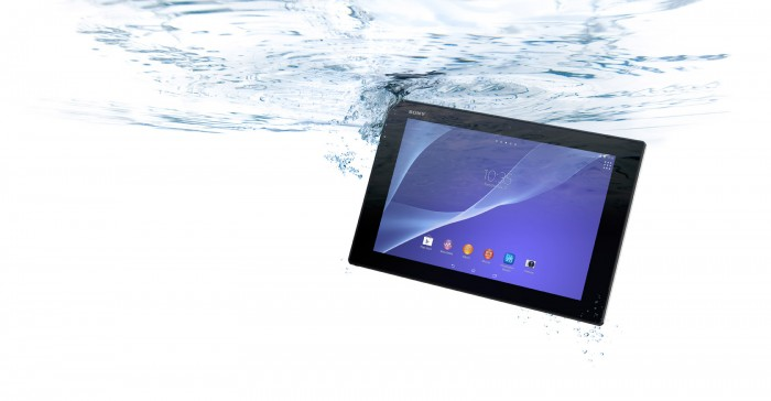 Sony Xperia Z2 Tablet - Waterproof