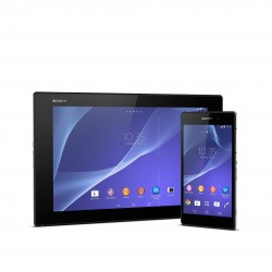 Sony Xperia Z2 Tablet and Phone