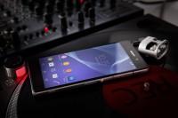 Sony Xperia Z2 - Turntable