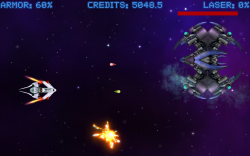 Space Shooter Ultimate - Boss
